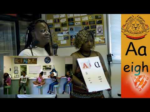 Community Preparatory Academy - Class 1 - Phonics