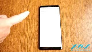 Как создать папку в Samsung Galaxy Note 8 (XDRV.RU)