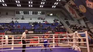 Матчевая встреча по боксу Москва-Московская область