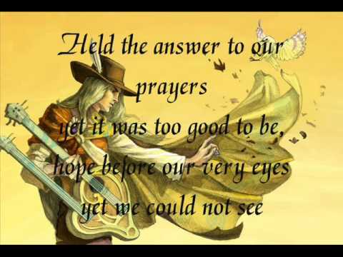 Blackmore's Night - Play Minstrel Play Lyrics