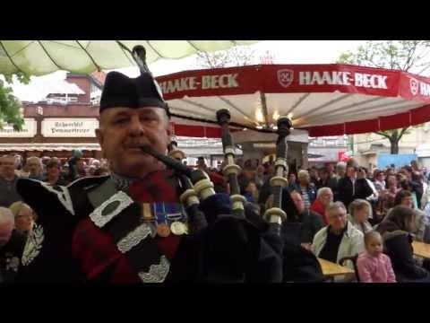 Wildeshausen Gildefest Markt 2013 - Highroad to Gairloch / Mairi's Wedding