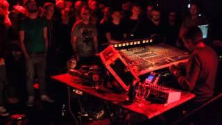 Moritz Von Oswald Trio live at Culture Box