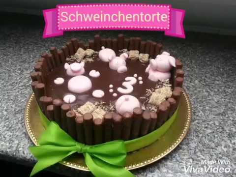 Tortenidee Episode Iii Schweinchen Torte Motivtorte Mit