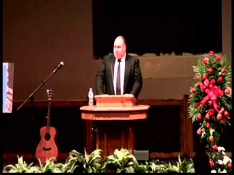 Joshua Michael Morrison's Celebration of Life Part 1