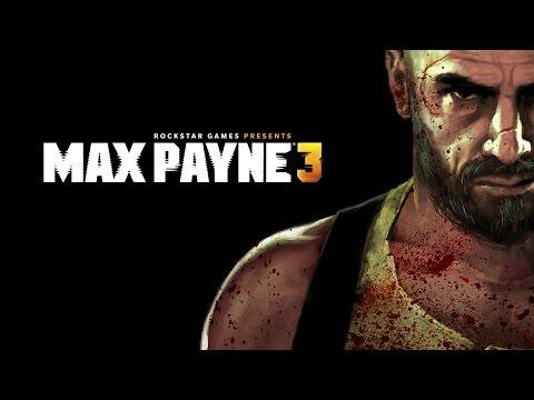 Прохождение Max Payne 3 (Русская озвучка) - Пролог