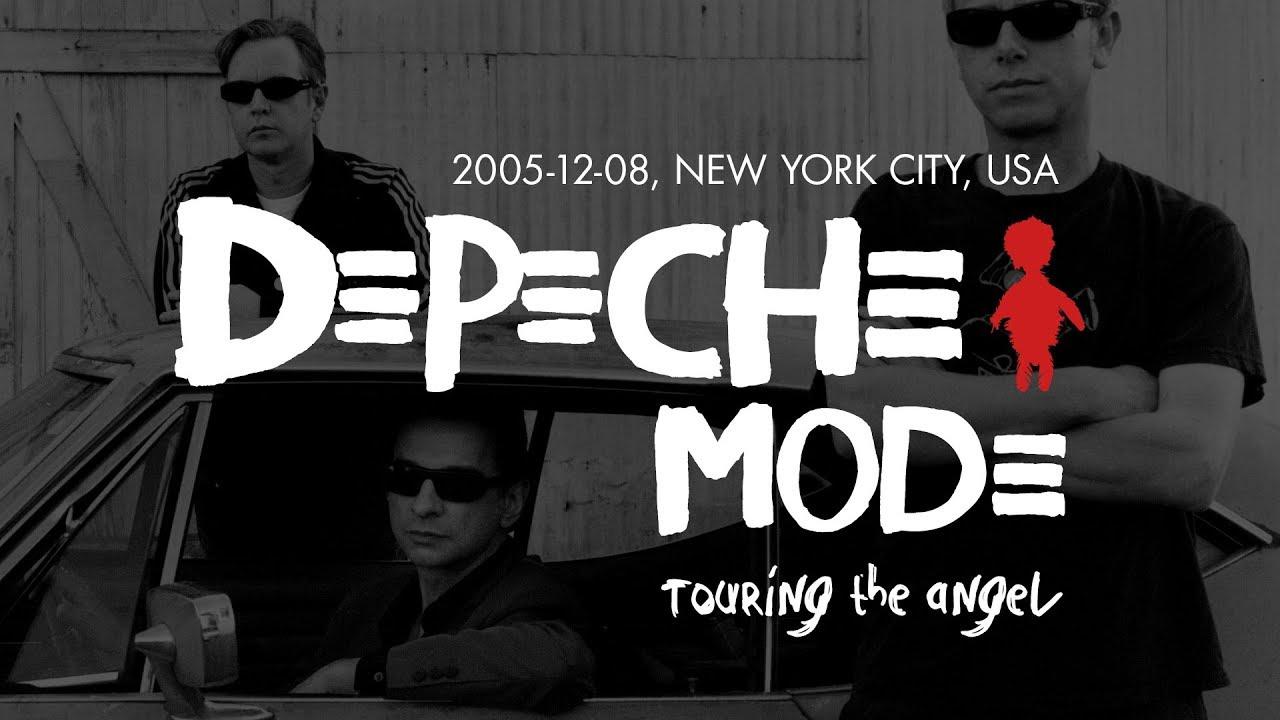 Depeche Mode Touring The Angel 2005 New York Usa 2005 12 08 Full Concert Youtube