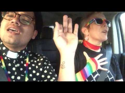 Post-COB Jonathan & Julie Carpool Karaoke
