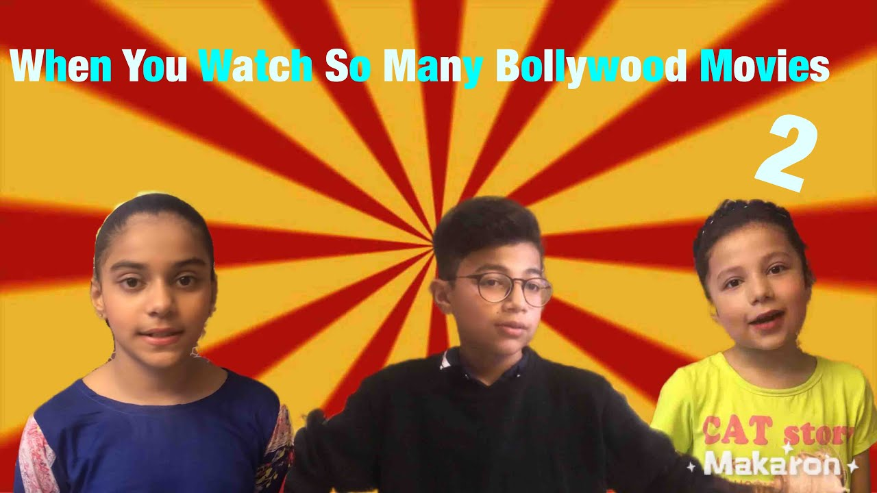When You Watch So Many Bollywood Movies Part- 2 l Funny l Thandi Vines