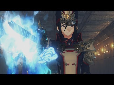 Xenoblade Chronicles 2 - Mikhail And Patroka Boss Fight / Mo