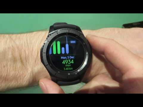Samsung Gear S3 More Tips & Tricks - Customise The Menus Etc