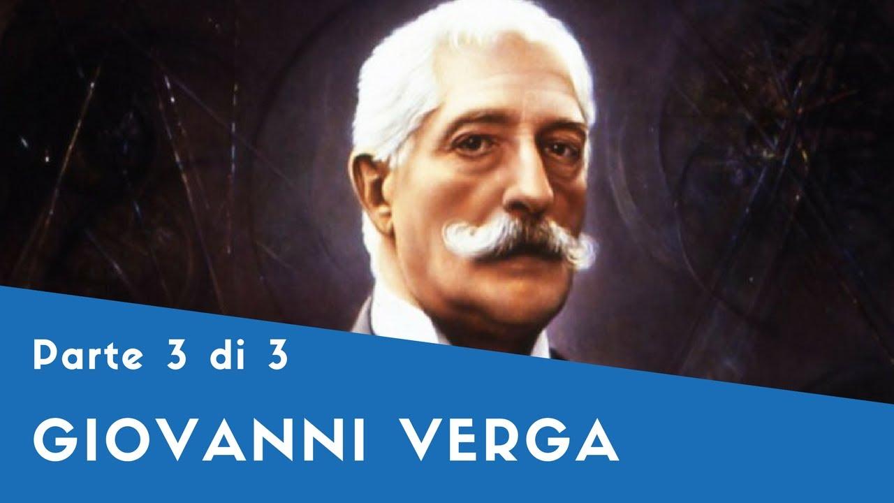 Giovanni Verga - Parte III (Novelle rusticane, il darwinismo sociale, Mastro don Gesualdo)