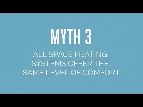 Do All Space Heating Systems Offer The Same Level Of Comfort?