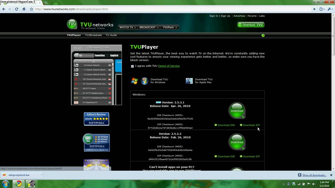 How To Watch Live TV On PC (No Internet Involved Once Downloaded