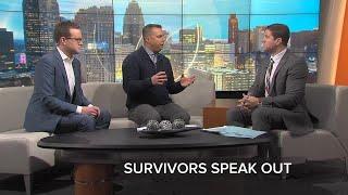 Journalists discuss media coverage of Larry Nassar
