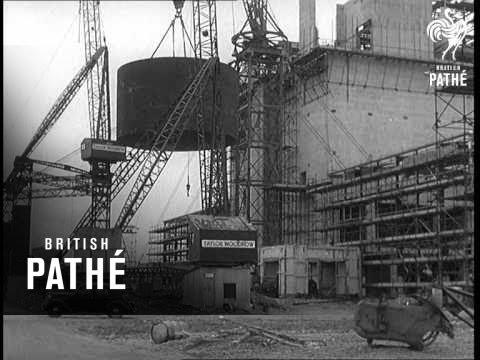 Britain's Atom Power Plant  (1955)