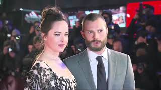 FIFTY SHADES DARKER UK Premiere Red Carpet   Dakota Johnson, Jamie Dornan, Rita Ora