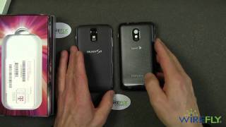 Samsung Galaxy S II for T-Mobile Unboxing