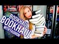 CHRISTINE'S FASHIONABLE BOOKHAUL