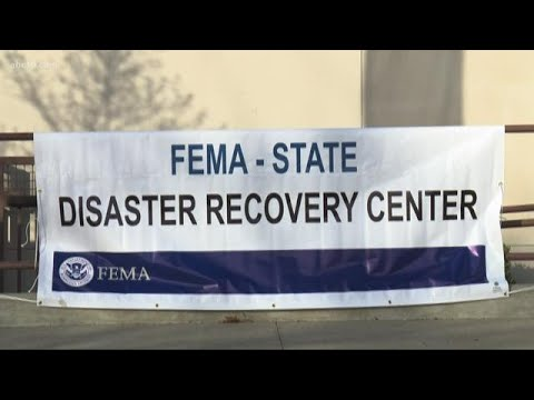FEMA Mobile Disaster Center opens up in Sacramento County