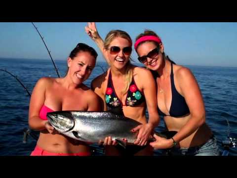 Sheboygan Sport Fishing for Trout & Salmon on Lake Michigan - Sheboygan Wisconsin