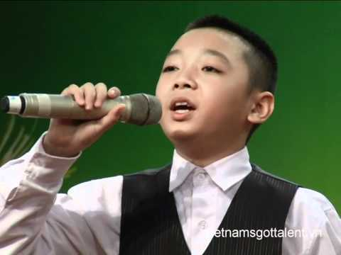 [Vietnam's Got Talent] My heart will go on - Vũ Song Vũ - HQ