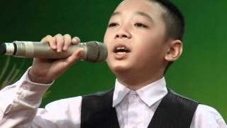 [Vietnam's Got Talent] My heart will go on - Vũ Song Vũ - HQ
