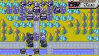 Advance Wars Campaign 21: The Final Battle part 1