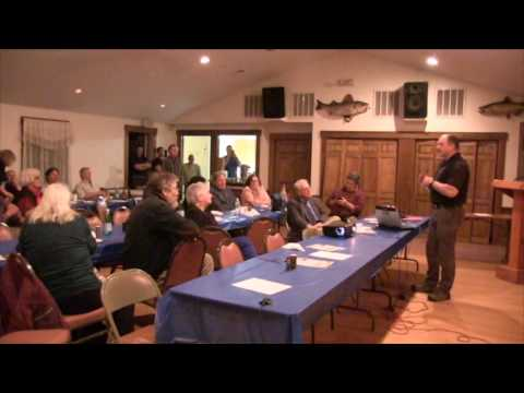 Myles Standish State Forest Annual Meeting 5-18-16