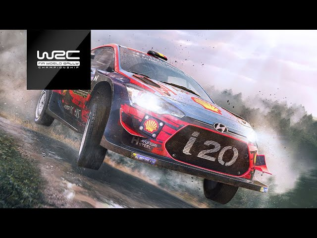 WRC 8 - WRC eSport Season 5 - Starting on January 23rd