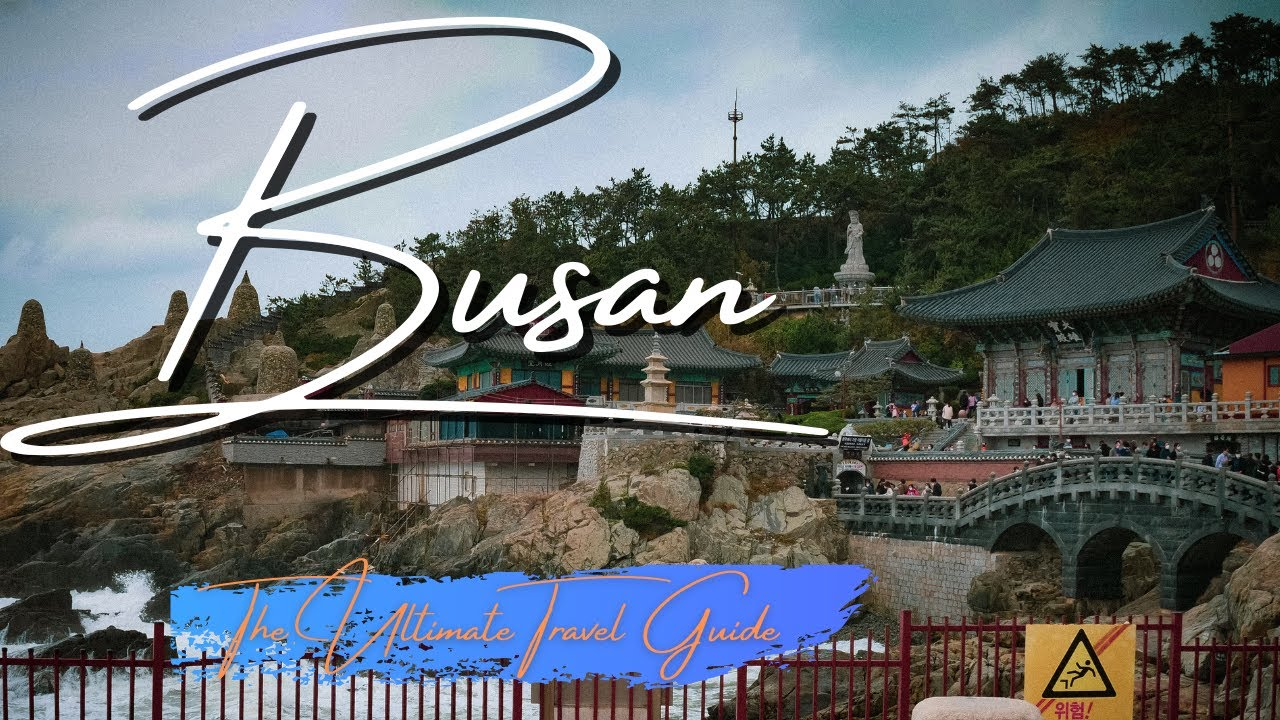 Download 50 Best Things to Do in Busan, South Korea in 2021! The Ultimate Busan Travel Vlog