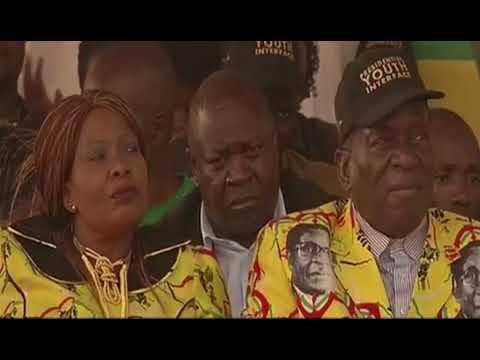 Mugabe explains how Jonathan Moyo, Mnangagwa beef started