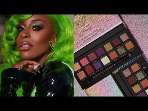 IS JACKIE AINA'S PALETTE  HORRIBLE? CHECK THIS OUT! thumbnail
