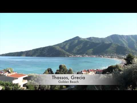 Turist in Grecia. Insula Thassos // Thassos Island, Greece (English subtitle)