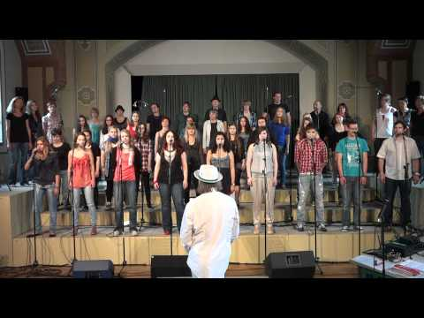 Oslo Gospel Choir - In Your Arms (Cover)