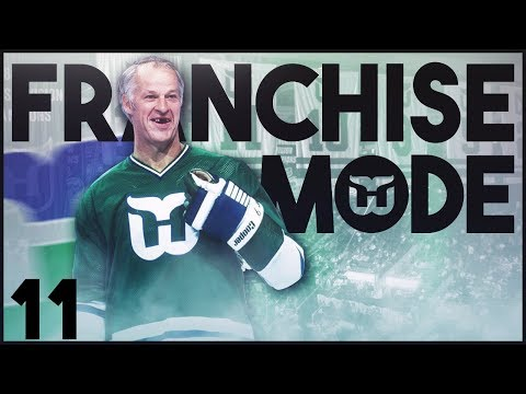 "NHL 18 - Hartford Whalers Franchise Mode #11 ""Al Dente?"""""