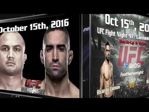 UFC Fight Night 97  Lamas vs Penn | EVENT...