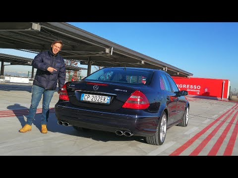 A 475hp Mercedes AMG for the price of a City Car?! (Sub ENG)