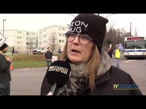 Nipissing University Faculty Strike