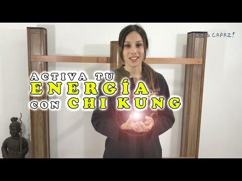 Activa tu energía en pocos minutos mediante Chi Kung