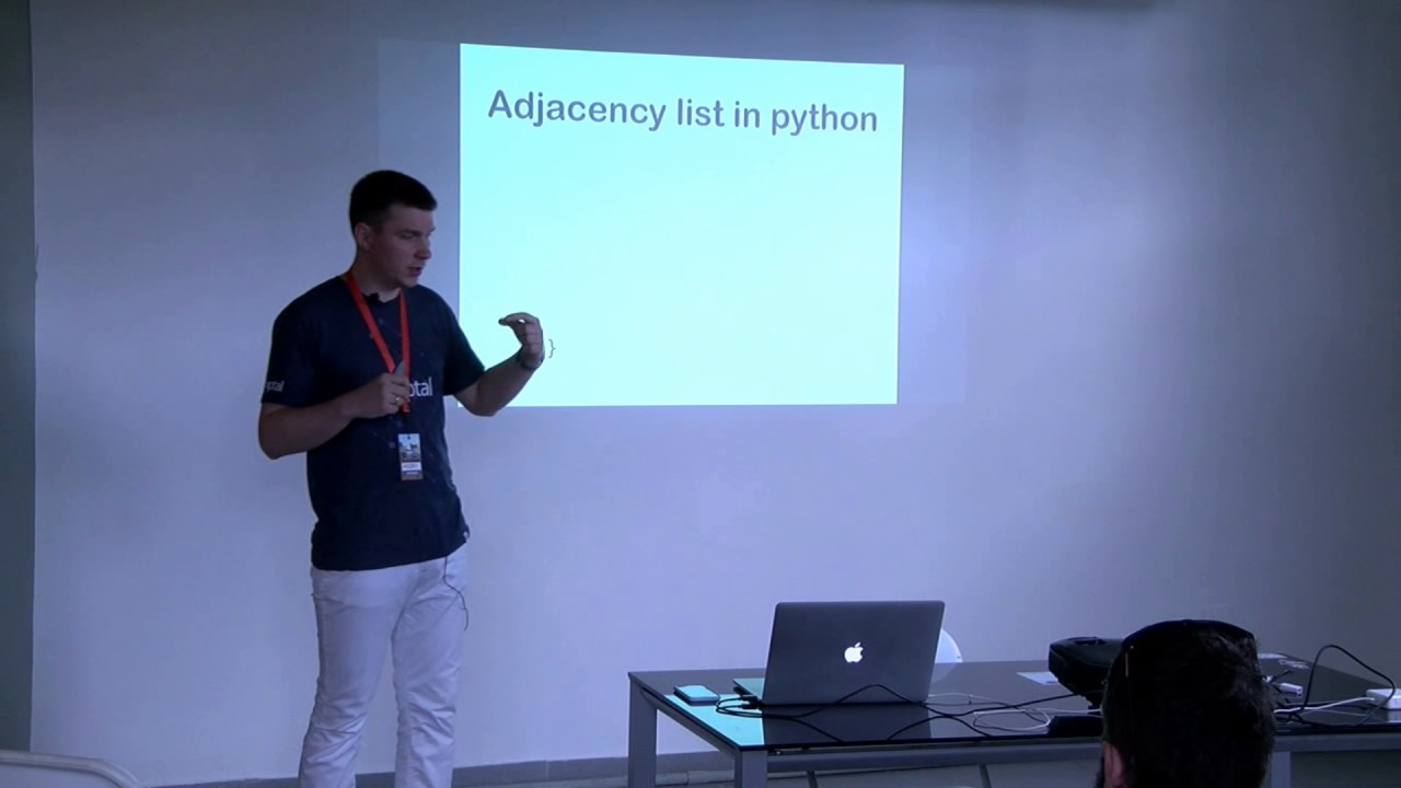 Image from Building social network with Neo4j and Python - Andrii Soldatenko
