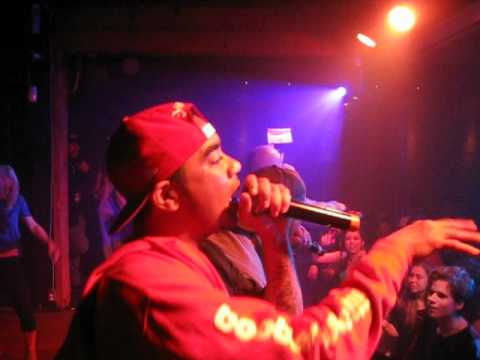 Tha Alkaholiks: EPMD - You Gots To Chill (Hip-Hop Karaoke Vancouver)