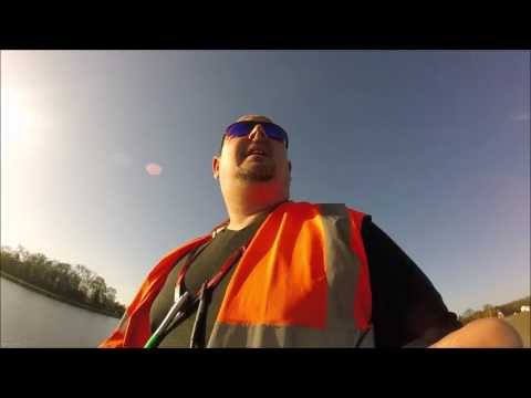(Hgv)  Sunny Start at The National water sport centre NOTTINGHAM Part 1
