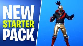 Brand New Fortnite Starter Pack (Red Strike) - Before You Buy - Season X
