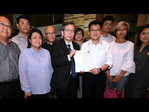 Liew Chin Tong files election petition over GE14 defeat