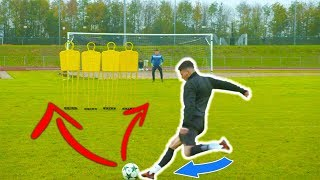 HOW TO ALWAYS SCORE FROM FREEKICKS!
