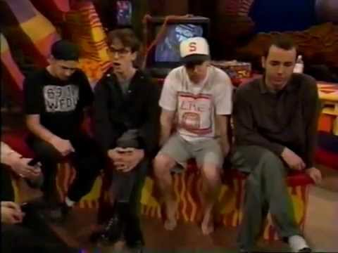 Live (the band) - Good Pain on Hangin w MTV 1992-04-XX