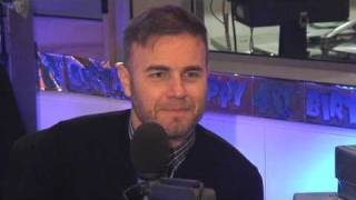 Gary Barlow GB40 Take That highlights - Chris Evans Breakfast Show BBC Radio 2