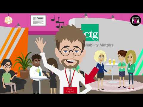 CTG @ the Job Party Digital Plug&Work Luxembourg - www.plugnwork.lu