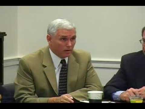 American Spectator Breakfast, House GOP Energy Revolt Part 2