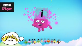 """Learn letter """"i"""" with the Alphablocks Magic Words 